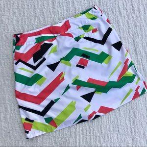 Tail White Label abstract golf/tennis skort!
